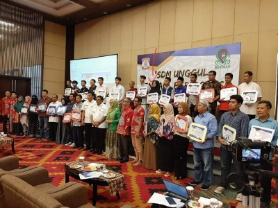 Juara 2 Kelompok Umum Lomba Kreteknov (Kreativitas, Teknologi dan Inovasi)
