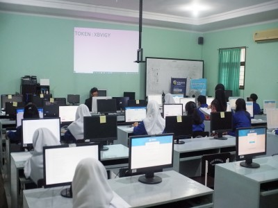 Asesmen Nasional SMANSA Balikpapan